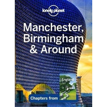 Lonely Planet Manchester, Birmingham & Around Digital
