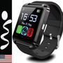 Reloj Smart Watch Bluetooth U8 Para Android & Ios Llamadas