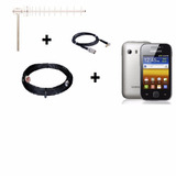 Kit De Telefonia Rural, Acesso Internet 3g, Camera E Wifi