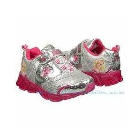 Zapatos Barbie Con Luces - Importados
