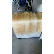 Cortinas De Cabello Rubio Argentino La Mejor Calidad $ 2800