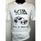Hermosas Remeras De Soja Soldiers Of Jah Army