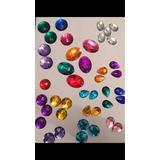 Piedras Grandes Para Coser! Oferta X 500!! Colores Y Formas