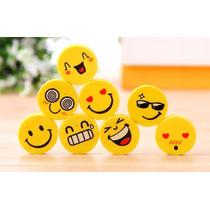 Borracha Emoji Emoticon Carinhas Zap - Kit C/ 8