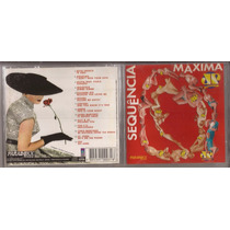 Cd Jovem Pan - Sequencia Maxima - 1996 - Paradoxx Cd 1617