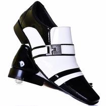 Sapato Social Masculino De Verniz - Lançamento Lbm Factory!