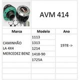 Roda Livre Manual Avm 414 Caminhão Mercedes Benz 1418-90