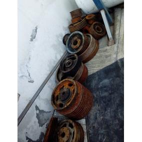 Poleas Para Motores Y Maquinas Diferentes Medidas