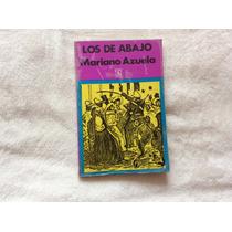 Libro Los De Abajo De Mariano Azuela