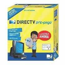 Directv Prepago X Mayor, Envio Gratis Ver Lista De Ciudades