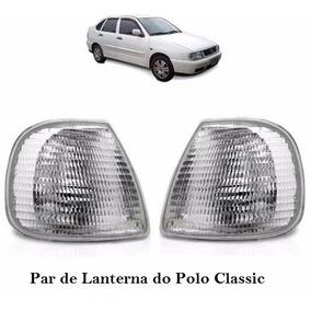 Par De Lanterna Pisca Dianteira Polo Classic 97 98 99 2000
