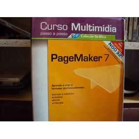 Pagemaker 7 - Curso Multimídia - Coleção Gráfica