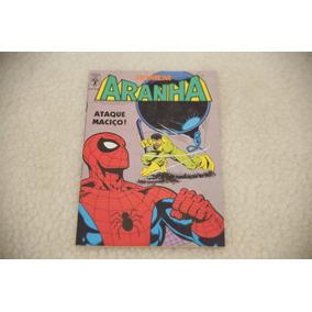 Homem Aranha # 57 Ataque Maciço Ed. Abril 1988