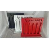 Porta Capsulas Nespresso Com Base Para Mesa Colorida