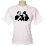 Camiseta Kiko E Seu Madruga - Wimza