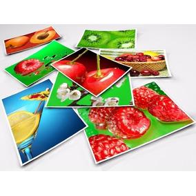 Impresión Fotos Digitales 25 Piezas Glossy 8.5x11 Carta