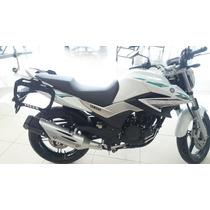 Suportes Baus Laterais Yamaha Fazer 250