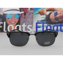 Lentes Solares Floats 4187 Carey, Negro