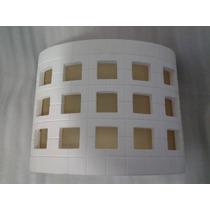 Lampara De Pared De Ceramica Tipo Piedra