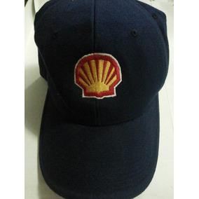 Bella Gorra Shell Aceite Patrosinante Ferrari Ajustable