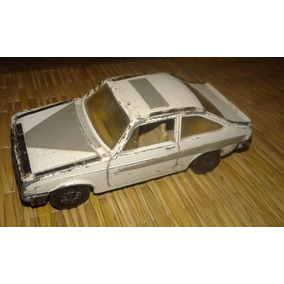 Matchbox Lesney Ford Escort Rs2000 Made In England 1978