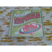 Cd ,,, Forrozao Tropykalia Emoçao Incomparavel