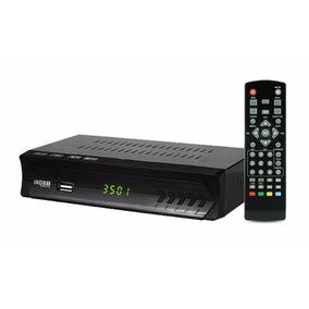 Conversor Tv Digital E Gravador Hdmi Full Hd Usb