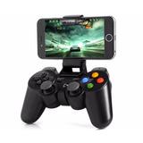Kit 2 Joystick Bluetooth 3.0 Gamepad P/ Celular Android Ps3