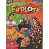 Revista Disney Explorer Ano 1 N°2 Editora Visor