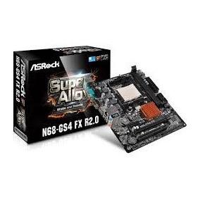 Kit Asrock N68 Gs4 Fx Processador Athlon 2 240 2gb Memoria