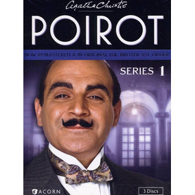 Agatha Christie - Poirot - As 13 Temporadas Com Caixinhas