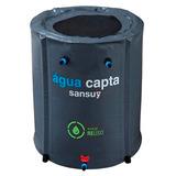 Caixa Dagua Flexivel Tanque Armazenar Água 600 Litros