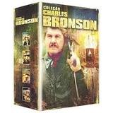 Box Dvd Coleção Charles Bronson 4 Filmes Orig Novo Fox