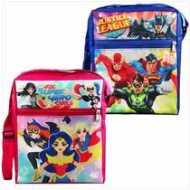 20 Bolos Dulceros Dc Supergirls Justice Leage Envío Gratis