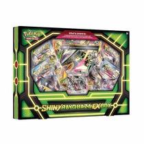 Cartas Pokemon Shiny Rayquaza-ex Box Caja Cerrada Ingles