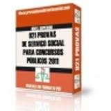 Coletânea 921 Provas De Serviço Social Para Concursos
