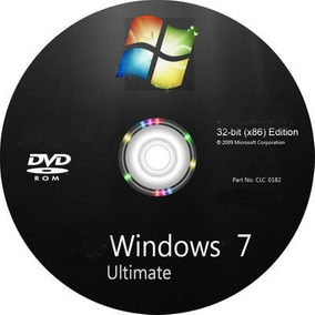 Cd Formatação Wind©ws 7 Ultimate 32 E 64 Bits - Completo