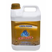 Limpa Pedra Para Borda E Piso De Piscina Cris Água 2lt