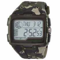 Relógio Timex Expedition Camuflado Tw4b02900ww/n + Nfe