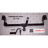 Enganche Chevrolet Aveo S1, S2, S3 - Carrionaccesorios -