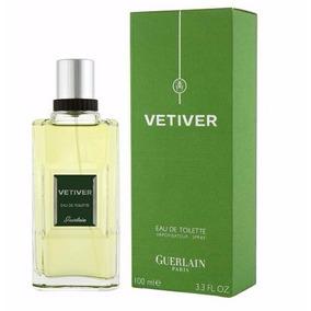 Perfume Guerlain Vetiver Masculino Edt 100ml Original