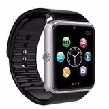 Smartwatch Sw1 Techpad Negro Plata Nucleus 1.54 128mb Ram