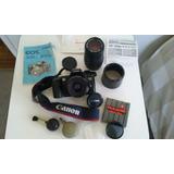 Maquina Fotos Canon Eos 500/500 Qd