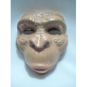 Mascara Chimpanze Gorila Macaco Festa Fantasia Haloween