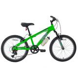 Bicicleta Caloi Wild 2.0 Green 2017 Rutadeporte