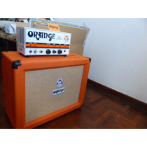 Orange Tiny Terror 7/15w Valvular + Caja Orange Celestion 30