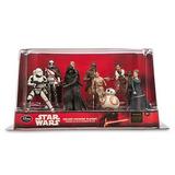 Star Wars Paquete Disney 10 Figuras Colección