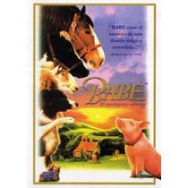 Babe El Puerquito Valiente Pelicula Dvd
