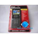 Calculadora Texas Instruments Ti Nspire Cx Cas Graficadora