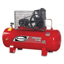 Compresor 5 Hp Trifasico 500 L 175 Psi Marca Evans Oferta